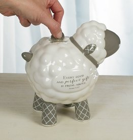 "KIDS ACCESSORIES ""PERFECT GIFT…"" LAMB BANK"