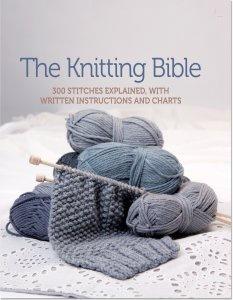 BOOKS THE KNITTING BIBLE