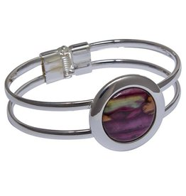 HEATHERGEMS HEATHERGEM ROUND BANGLE