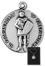 RELIGIOUS CLEARANCE - ST. FLORIAN MEDAL - FINAL SALE