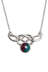 PENDANTS & NECKLACES HEATHERGEM STERLING CELTIC KNOT PENDANT