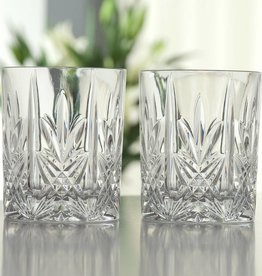 BARWARE GALWAY CRYSTAL ABBEY D.O.F GLASSES (4)