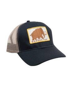 Nativ Patch Trucker Mammoth Hat