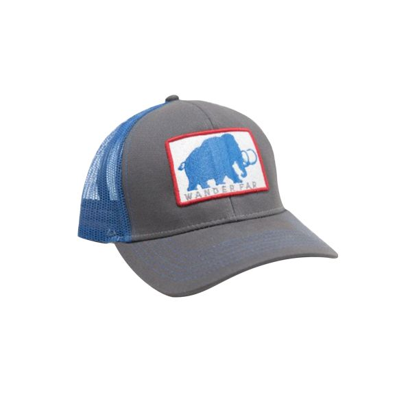Nativ Nativ Patch Trucker Mammoth Hat