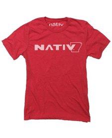 Nativ AR State Logo SS Tee