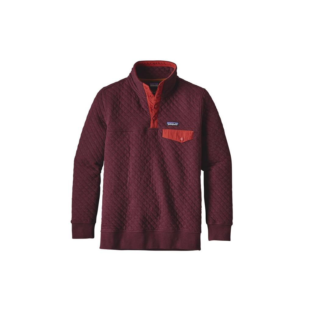Patagonia Women's Cotton Quilt Snap-T Pullover - Gearhead Outfitters