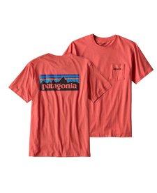 M P-6 Logo Cotton Pocket T-Shirt