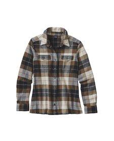 W's L/S Fjord Flannel Shirt