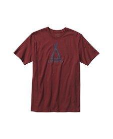 M Live Simply Tent Life Cotton T-Shirt