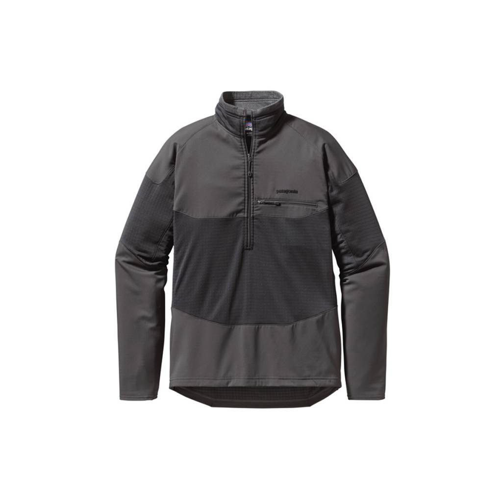 Patagonia Men's Long-Sleeve R1 Field 1/4 Zip