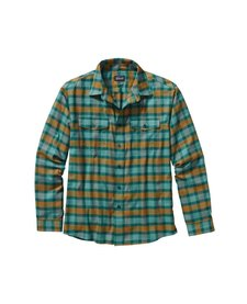 Men's Long-Sleeve Buckshot Shirt