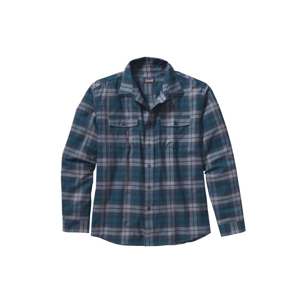 Patagonia Men's Long-Sleeve Buckshot Shirt