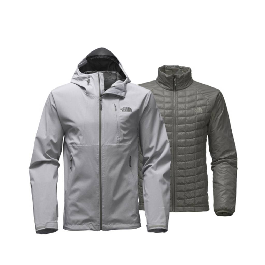 triclimate the north face