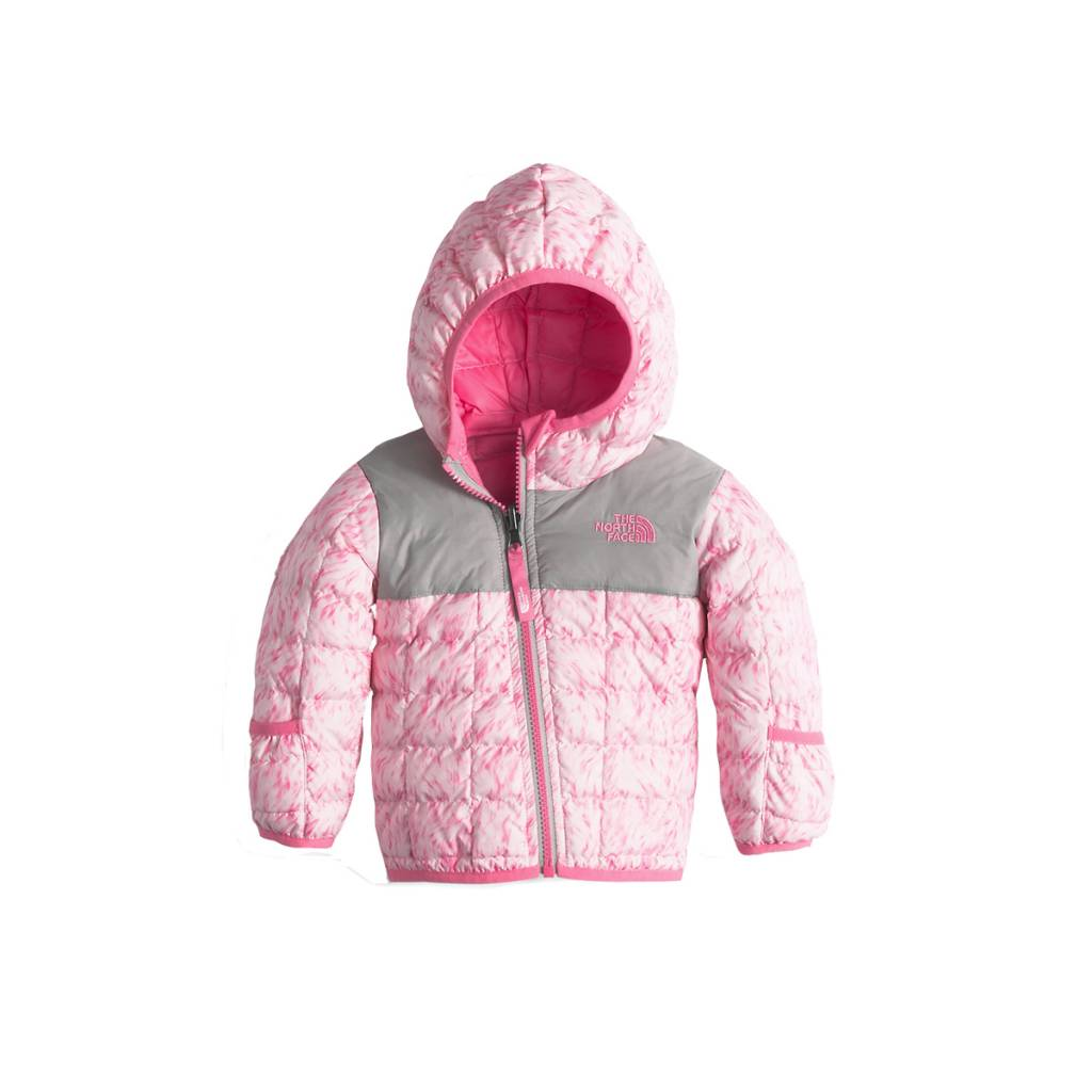 The North Face Infant  Reversible Thermoball Hoodie