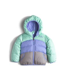 Toddler Girl's Reversible Moondoggy Jacket