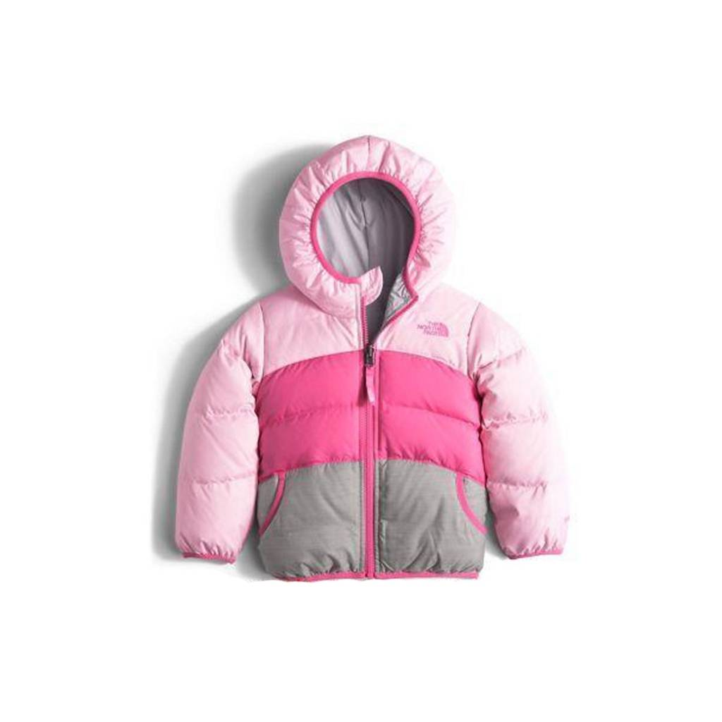 The North Face Toddler Girl's Reversible Moondoggy Jacket