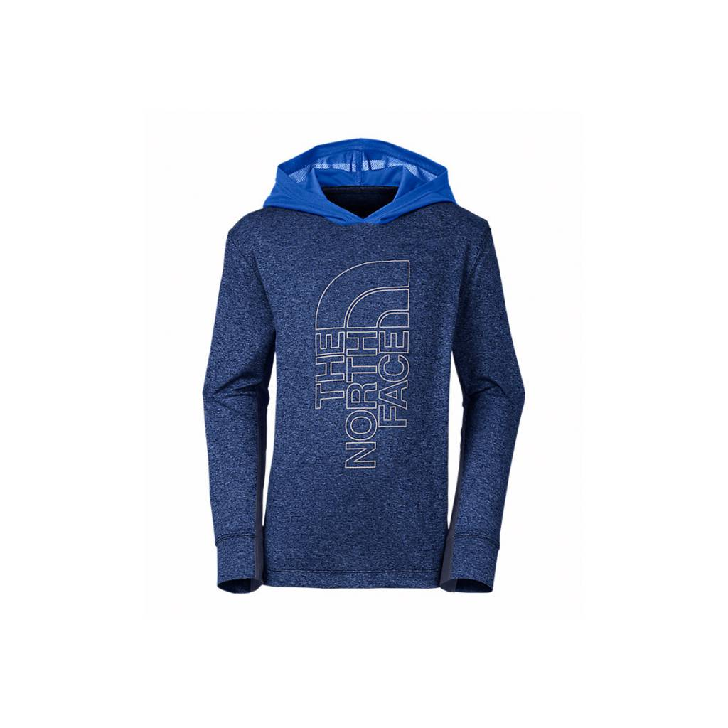 The North Face Boys Long Sleeve Reactor Hoodie