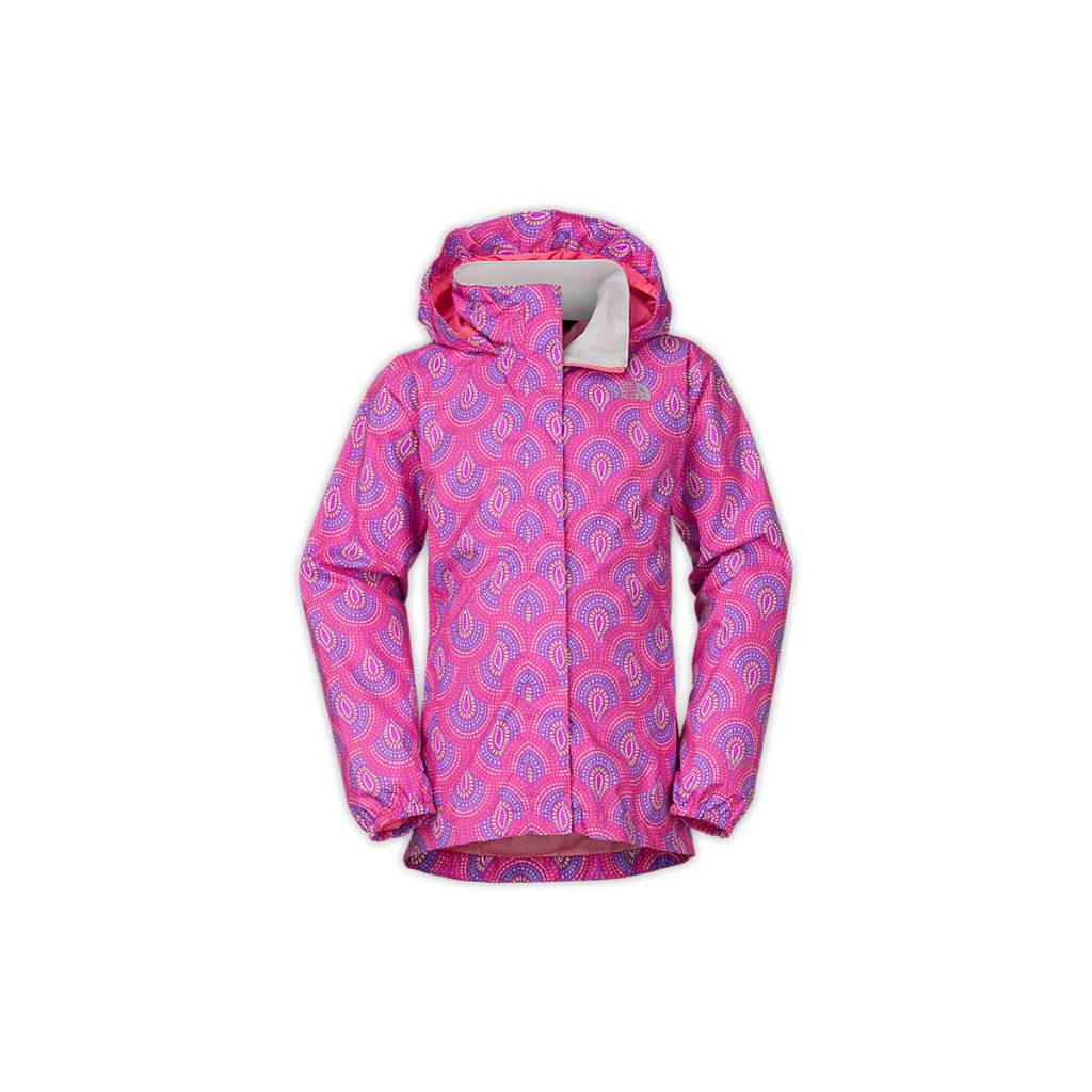 The North Face Girl's Novelty Resolve Jacket