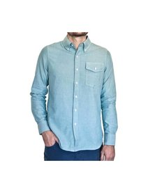 Chambray LS Button Down