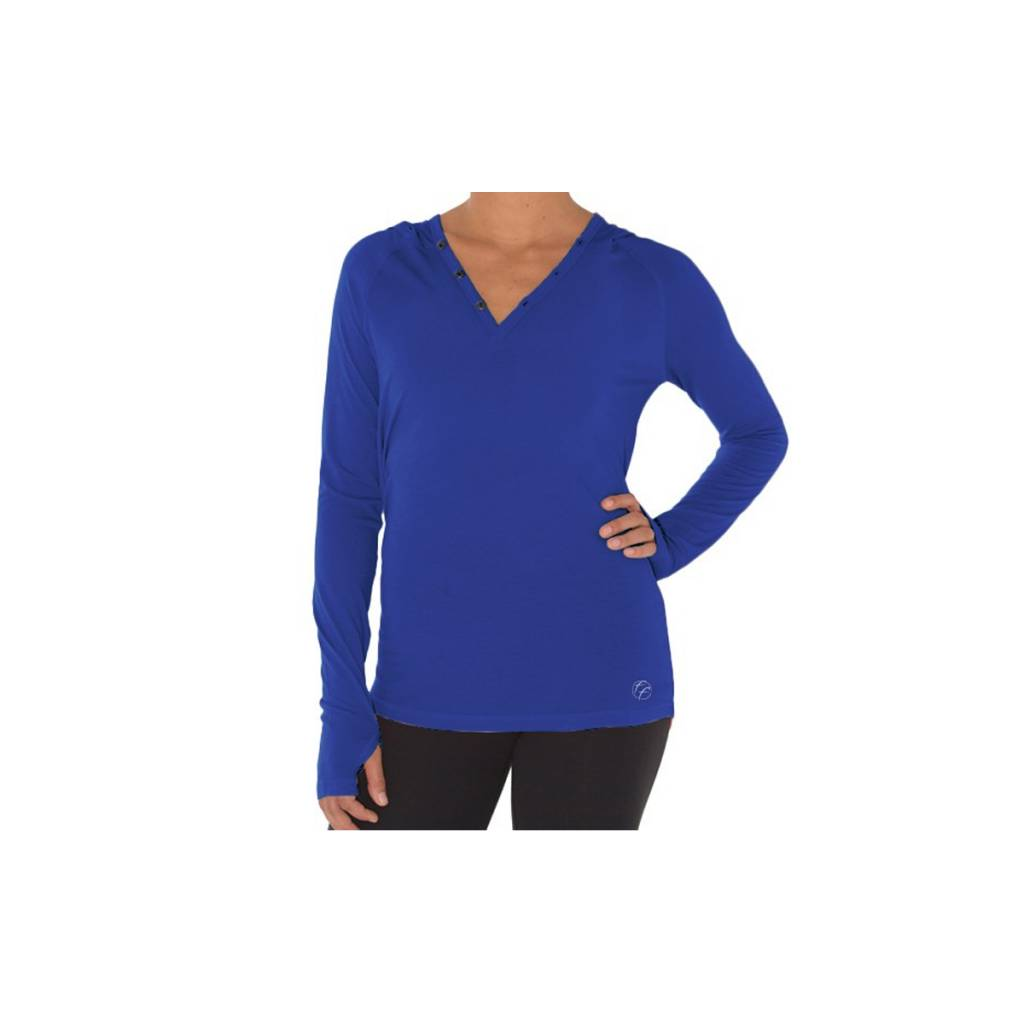 Free Fly Apparel Women's Bamboo Midweight Hoody