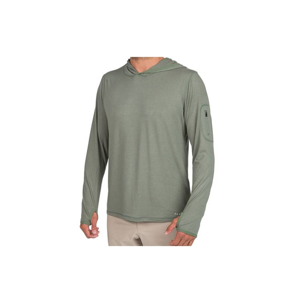 Free Fly Apparel Men's Bamboo Midweight Hoody