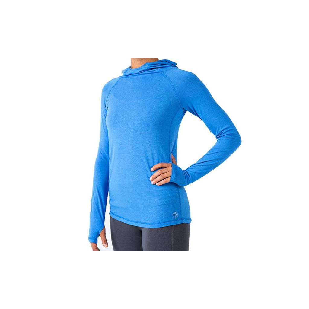 Free Fly Apparel Women's Bamboo Shade Hoody
