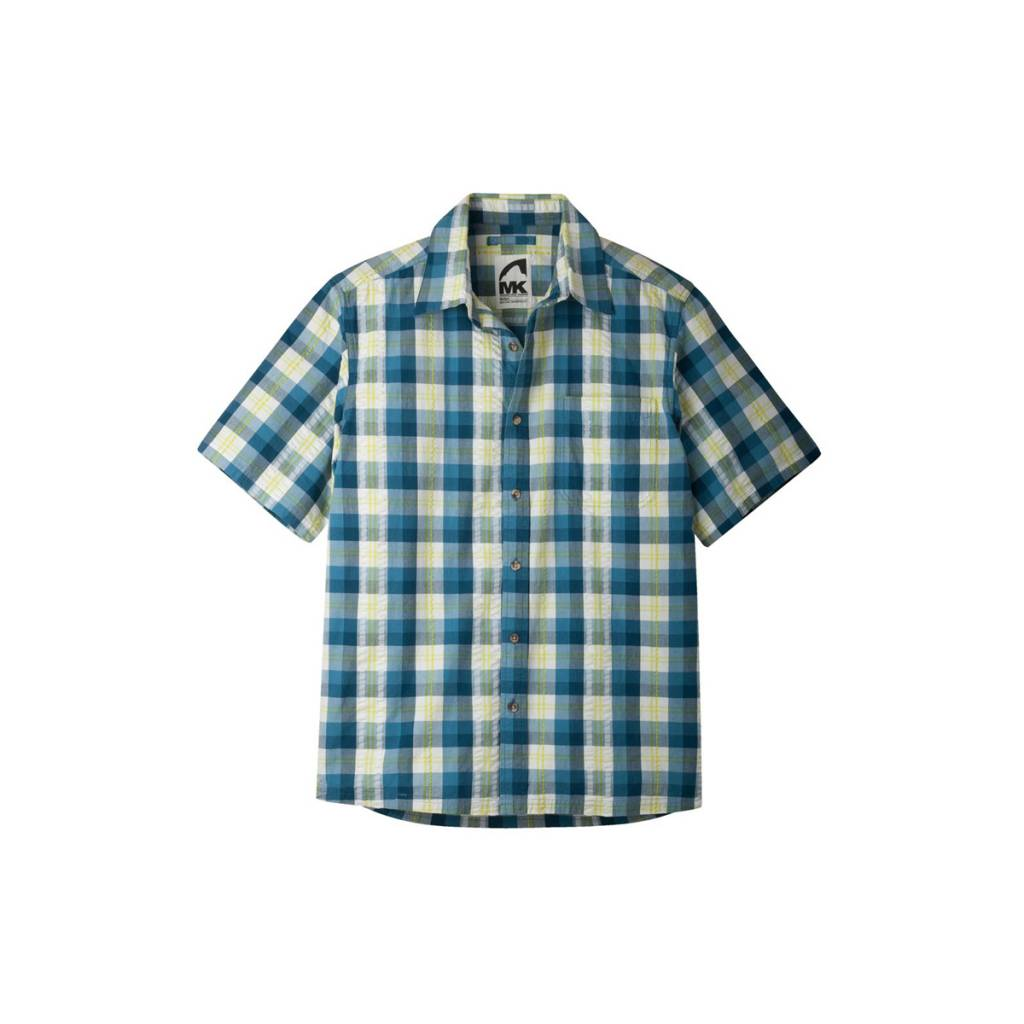 Mountain Khakis Men's Deep Creek Crinkle Shirt