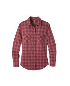 Women's Peaks Flannel Shirt