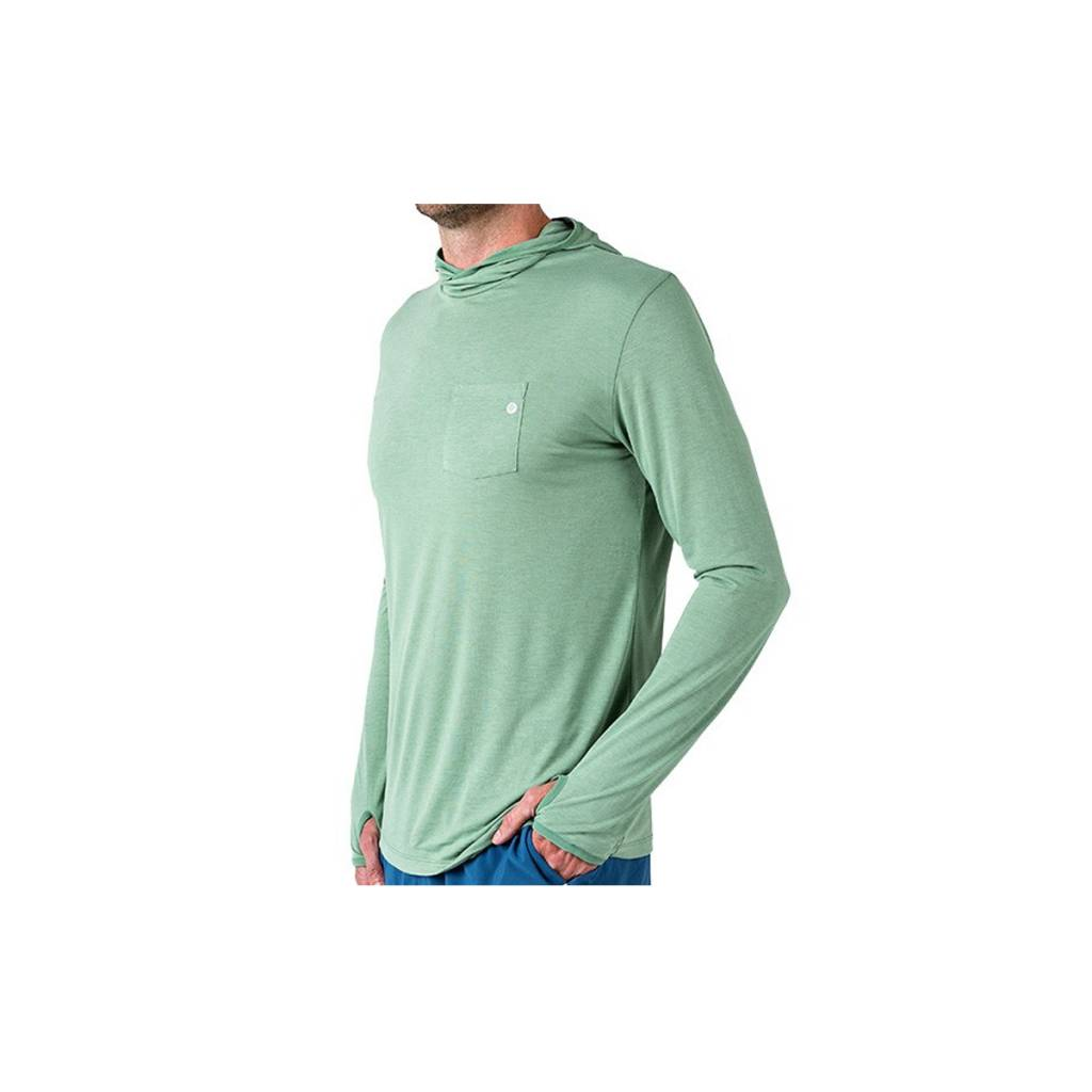 Free Fly Apparel Men's Bamboo Lightweight Hoody