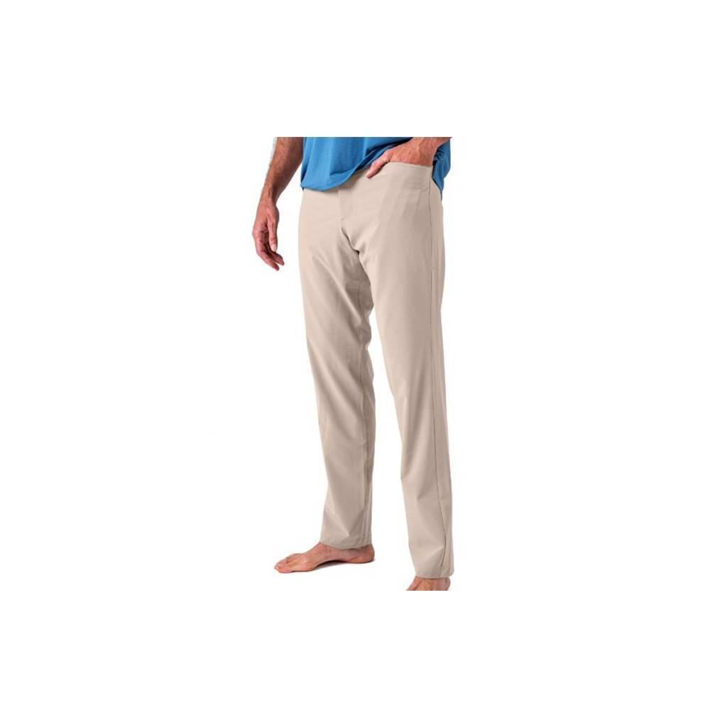 """Free Fly Apparel Men's Bamboo-Lined Hybrid Pant 34"""""""