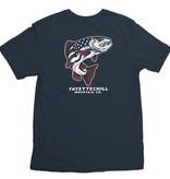 Fayettechill Americana Trout short sleeve