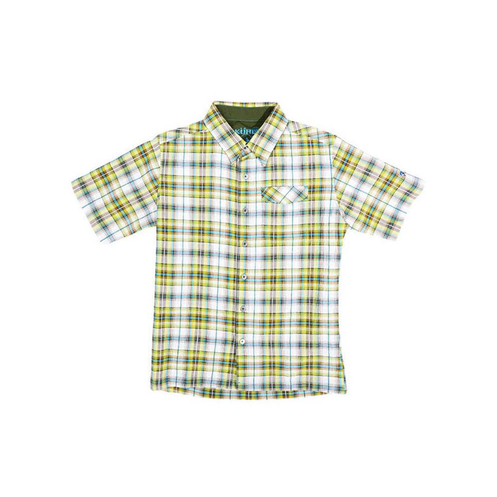 Kuhl Boys Stallion Short Sleeve