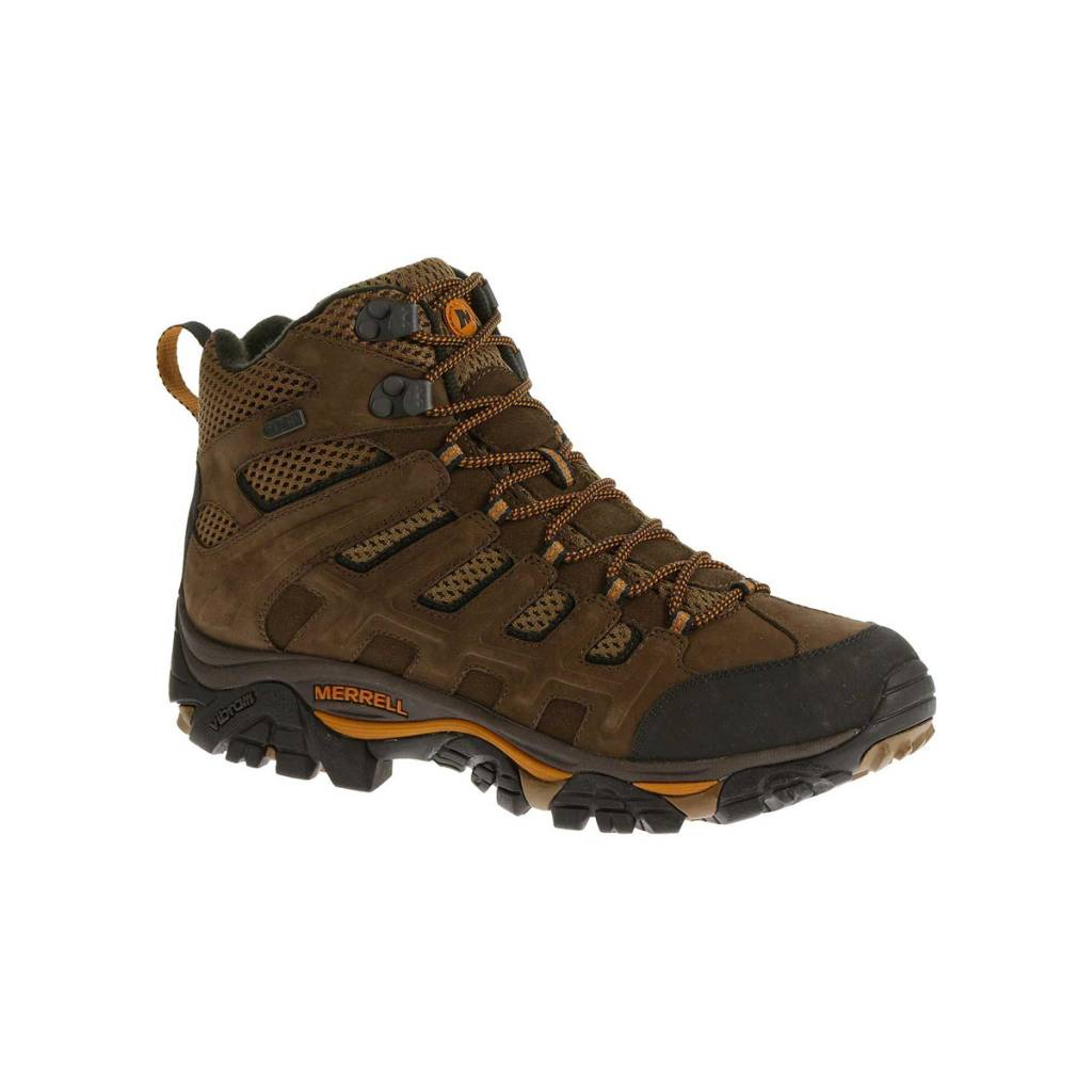 Merrell Men's Moab Peak Vent Waterproof