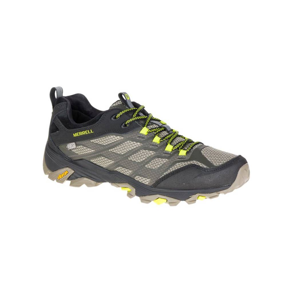 Merrell Men's Moab FST Waterproof
