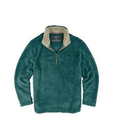 Men's Pebble Pile 1/4 Zip Pullover
