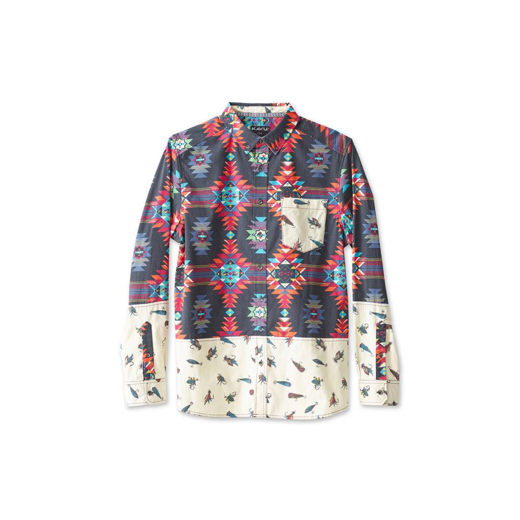 Kavu Men's Barr Fly Shirt