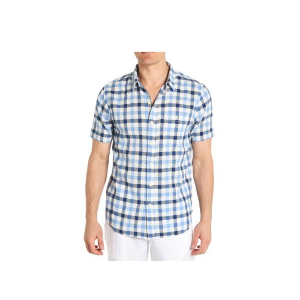 True Grit Men's Beach Checks