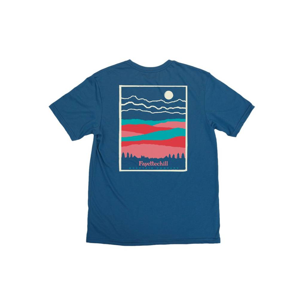Fayettechill Paper Mountain Short Sleeve
