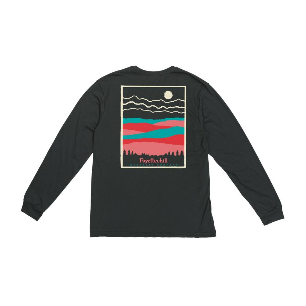 Fayettechill Paper Mountain Long Sleeve