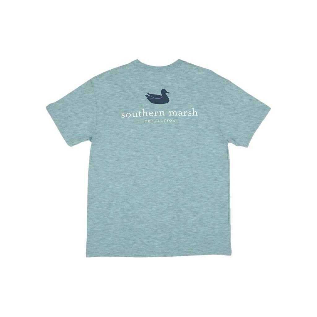 Southern Marsh Short Sleeve Authentic Tee