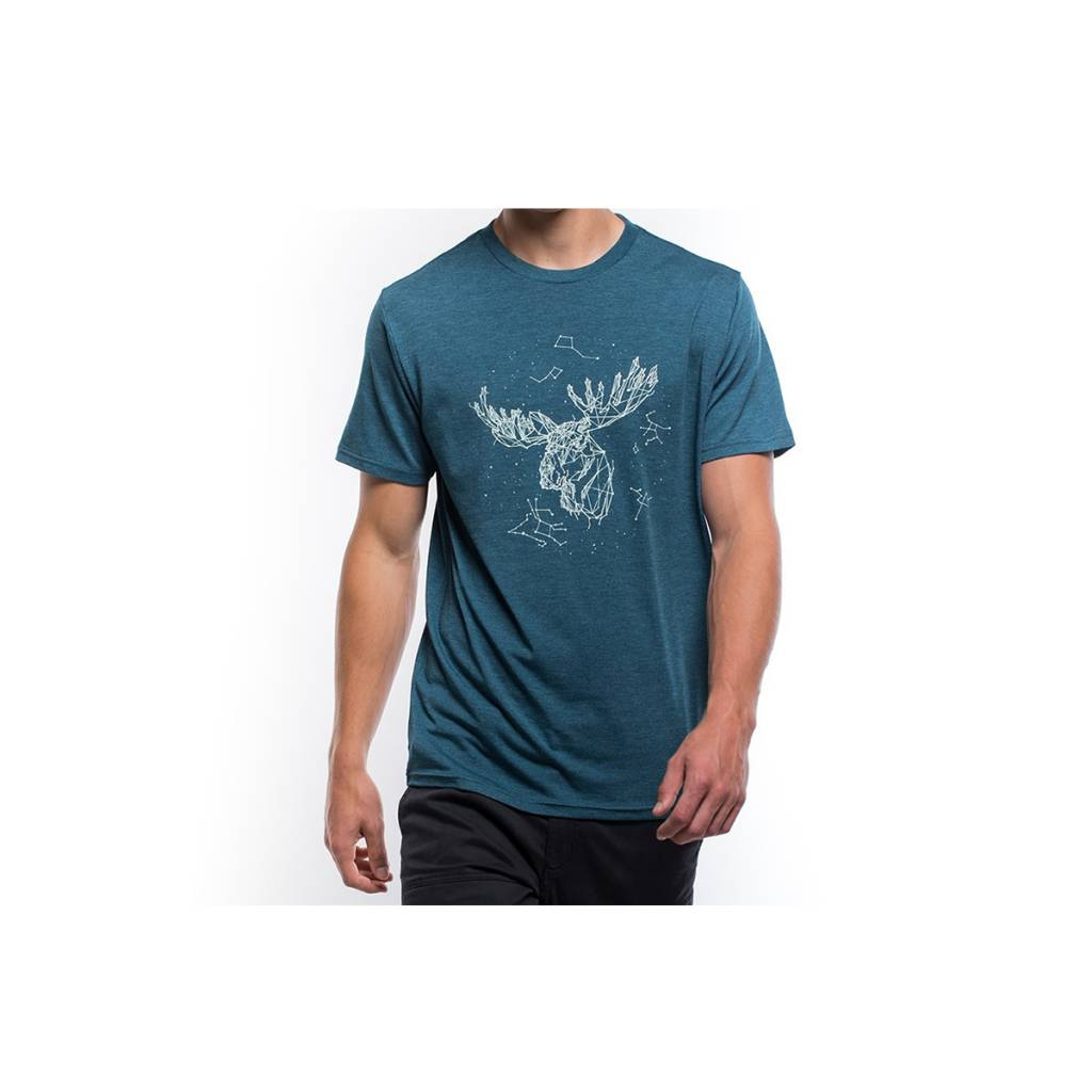 Tentree Men's Celestial Moose Tee