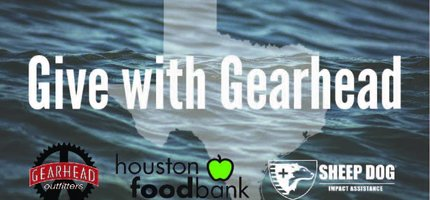 Hurricane Harvey Donation Drive