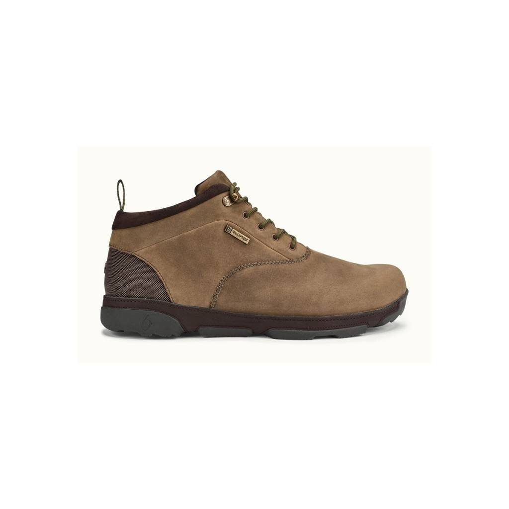 olukai s kualono waterproof leather boot gearhead