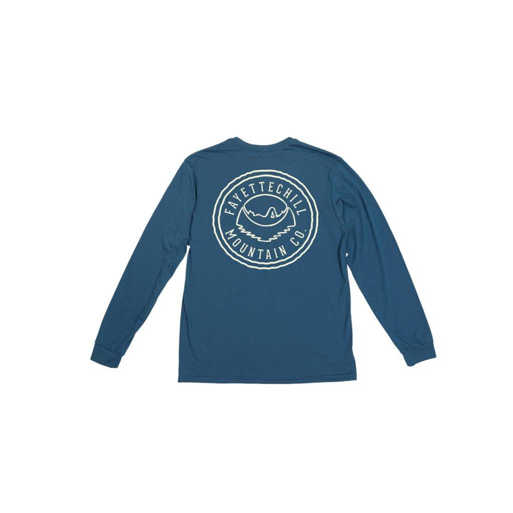 Fayettechill Hammock Logo Long Sleeve