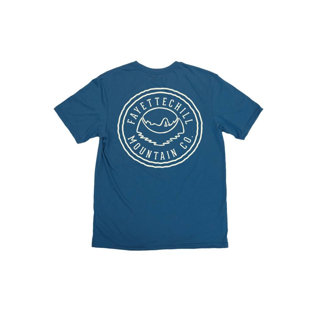 Fayettechill Hammock Logo Short Sleeve