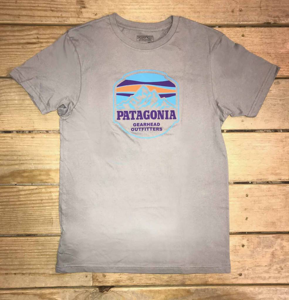 Patagonia Gearhead Co-branded Tee