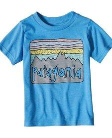 Baby Fitz Roy Skies Cotton T-Shirt