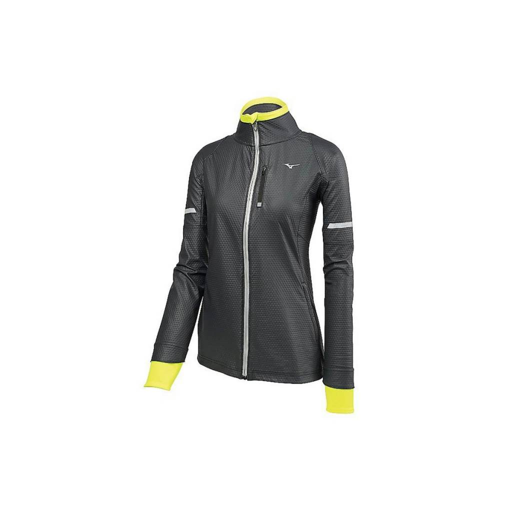 Mizuno Women's Static Breath Thermo Softshell Jacket