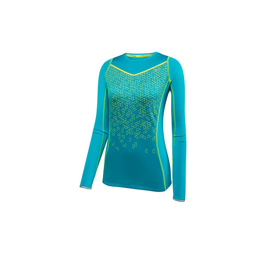 Mizuno Women's Static Breath Thermo Long Sleeve