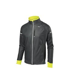 Men's Static Breath Thermo Softshell Jacket